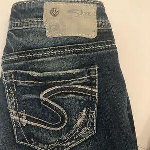 Silver Jeans Aiko Bootcut Size 25/33